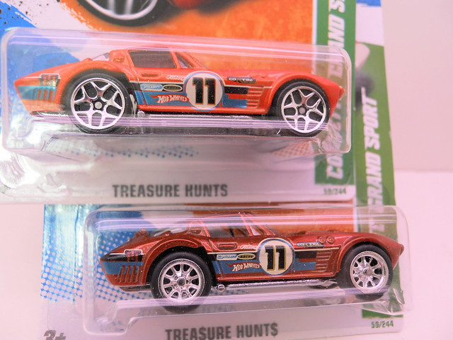 hot wheels super regular treasure hunt corvette grand sport (2)