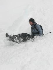 Hollyburn snowshoe, 11 Jan 2009