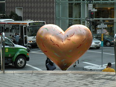 Heart at Union Square