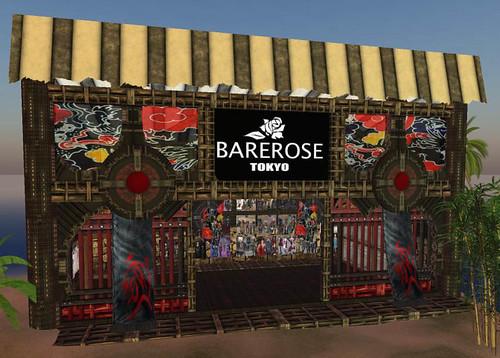 BareRoses RFL Clothing Fair Booth