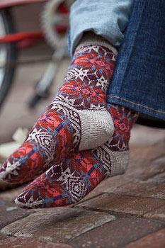 Shroyer Socks