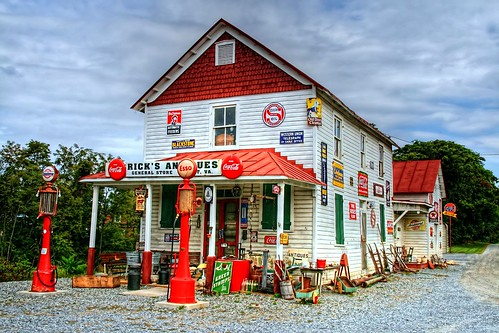 The General Store of Old