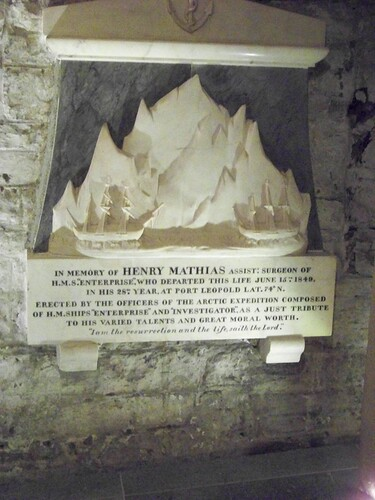 Henry Mathias Memorial