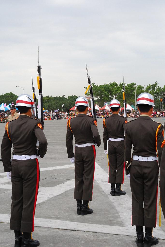 [心得] 今天是陸軍步校77週年慶 - 看板 NCUIM95 - 批踢踢實業坊