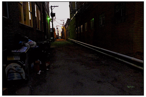 Urban Passageway