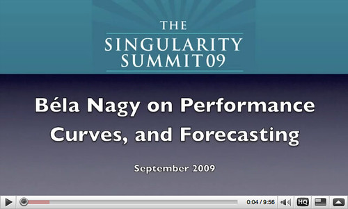 Performance Curve Data Base