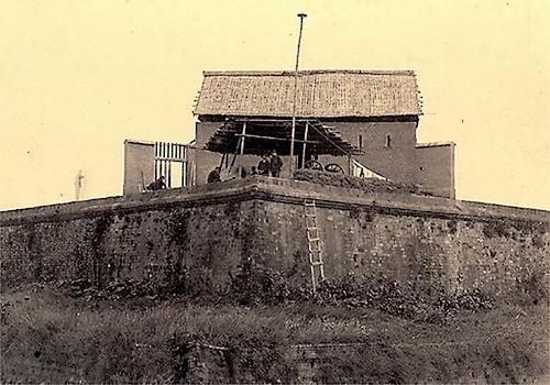 Citadelle Blockhause Francais au Nord