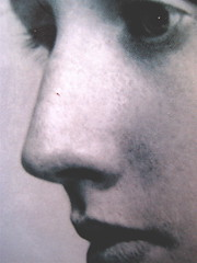 Virginia Woolf, Diario di una scrittrice, Minimum Fax 2009, Riccardo Falcinelli, progetto grafico di cop., ill. fotog. di cop.: © Hulton - Deutsch / Corbis / Contrasto, (part), 2