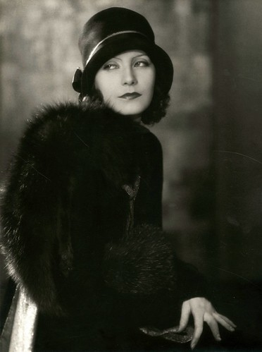 Greta Garbo by Ruth Harriet Louise