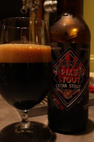 Pike XXXXX Extra Stout