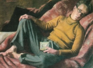 Denton Welch by Gerald McKenzie