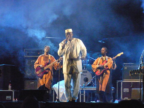 Eutopia 2009 Grupo Senegal