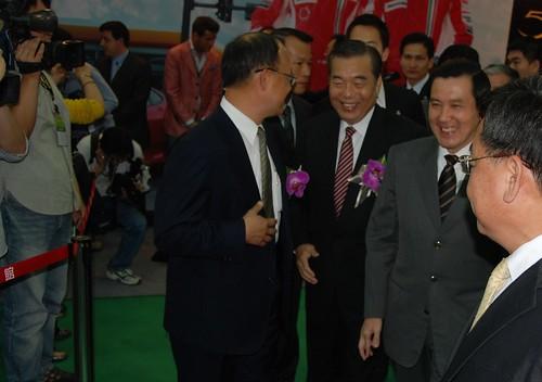 President of Taiwan