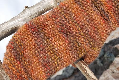 earthy mittens