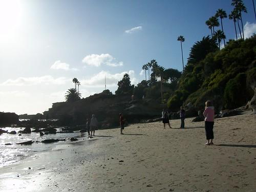 laguna beach to the north