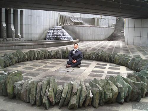 Meditating Wind no. 66