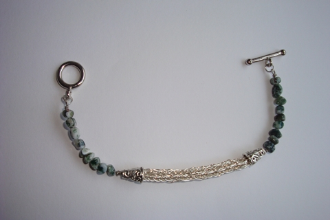JEWELLERY - Greeny Bracelet4