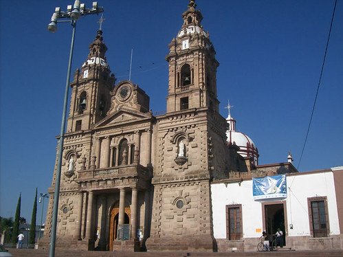 Templo del Señor de la Misericordia Ocotlan Jalisco