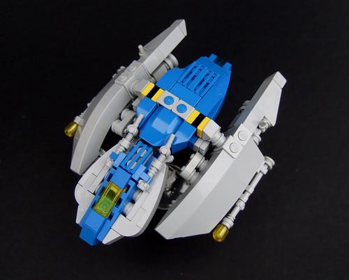 Neo Classic Space Maelstrom
