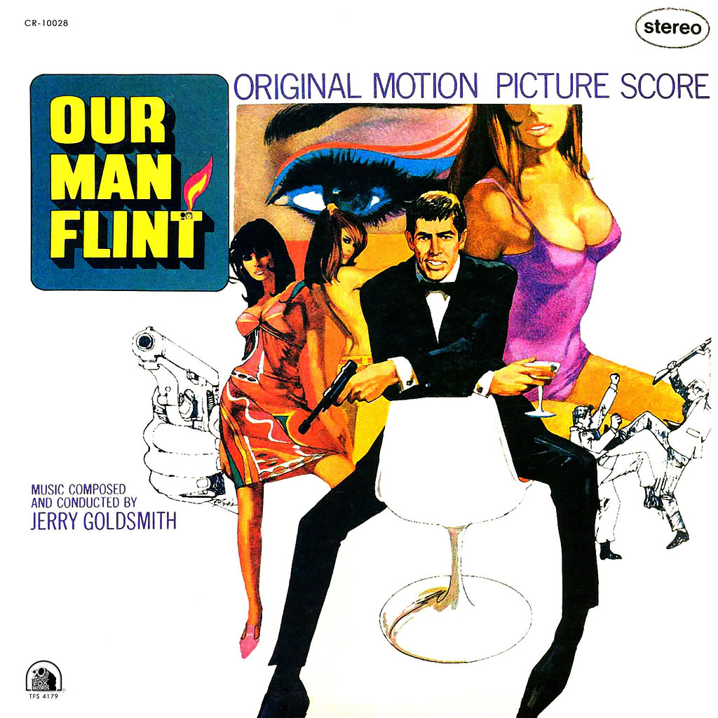 Jerry Goldsmith - Our Man Flint