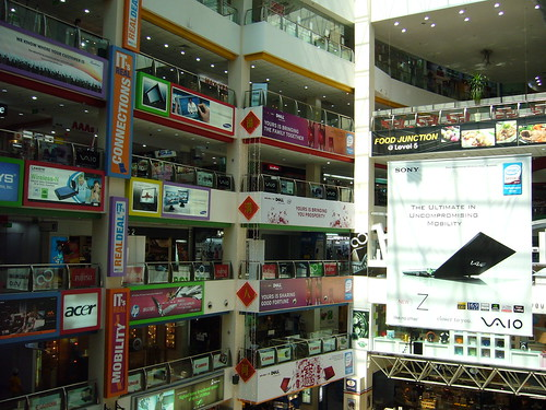 Funan Centre, SIngapore