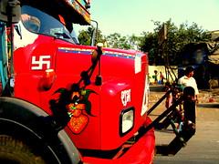 Truck, Mumbai, India
