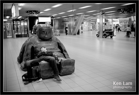Amsterdam International Airport  - Ken Lam photography by you.