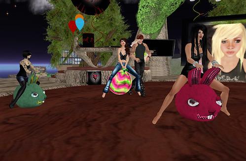 Sehra's Rezday - Bounce bounce