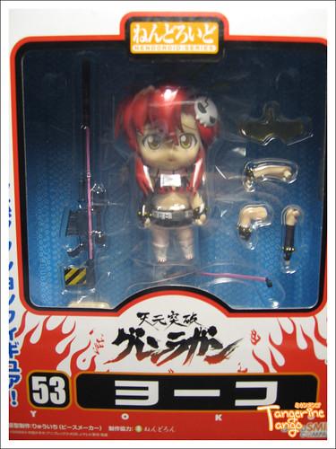 Nendoroid Yoko package