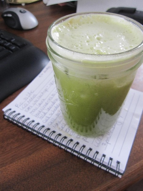 Monday Green Juice