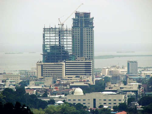 Cebu City Skyline by you.