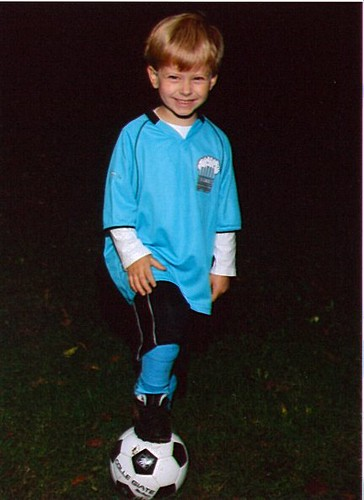 Jamie soccer 2009