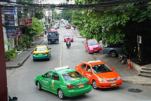 Bangkok - Taxi