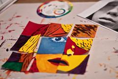 Color Theory Portrait