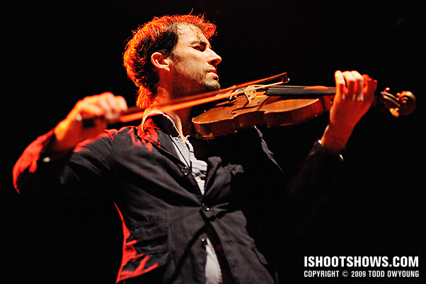 Andrew Bird @ the Pageant -- 2009.03.15