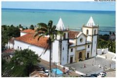 Igreja da Sé. Foto: Passarinho/Pref.Olinda