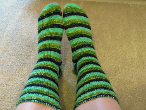 89/365: Lucky Socks - DONE!