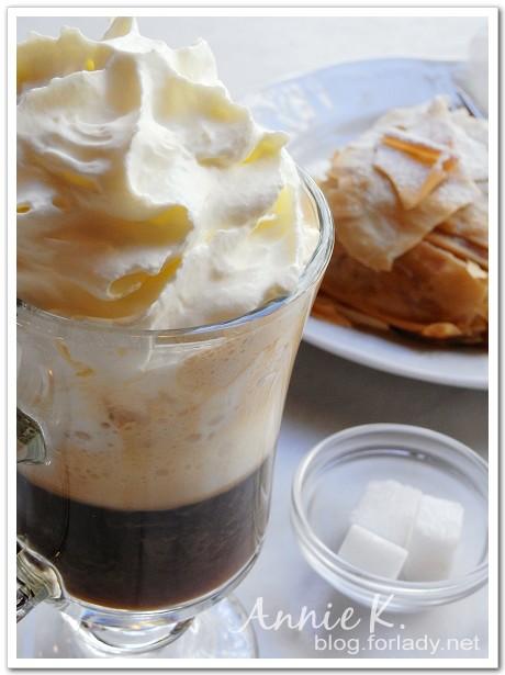 cafesperl咖啡與蘋果卷