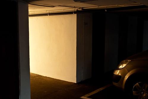 Luz misteriosa