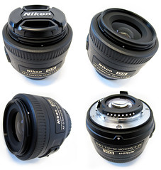 NEW AF-S DX NIKKOR 35mm f/1.8G