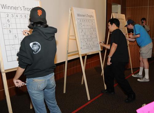 Sudoku Final Round
