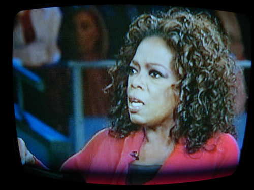 Oprah to Twitter: Yeah, Ive got clout!