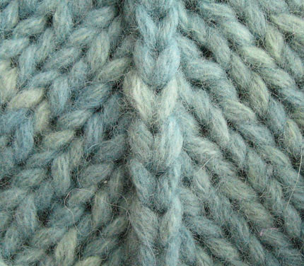 Examining Knit Decreases: K2tog, SSK, and Sl2-K1,P2sso damp city knits