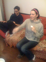 Catherine Plays Wii