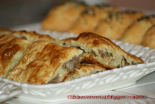 Kiymali borek by you.