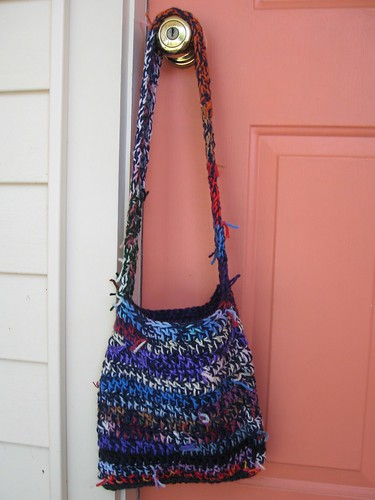 Strings Attached Shoulder Bag