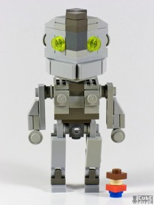 The Iron Giant (with Hogarth)