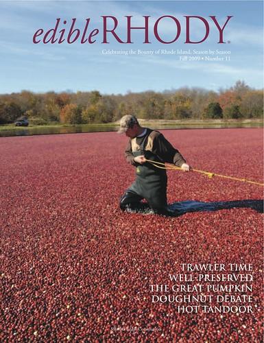 Edible Rhody Fall 09 Cover
