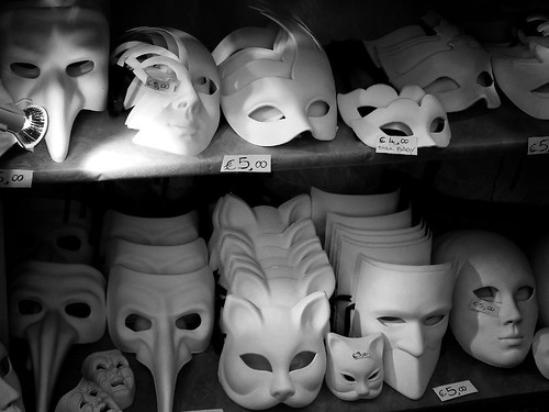 Tiendas de máscaras