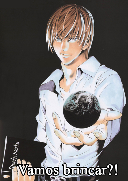 Yagami Light (Raito) Death Note